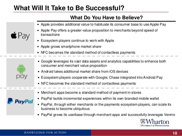 what is the value proposition that paypal offers consumers how about merchants Apple pay: is it enough sept 15, 2014  increasing security for consumers, merchants, acquirers, and financial institutions alike  in the online arena, checkout optimization is a.