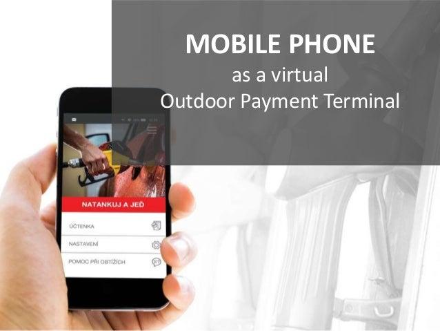Mobile Phone As A Virtual Opt