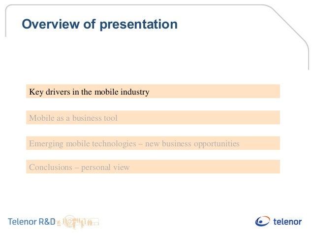 Mobile phone development ifi Slide 3