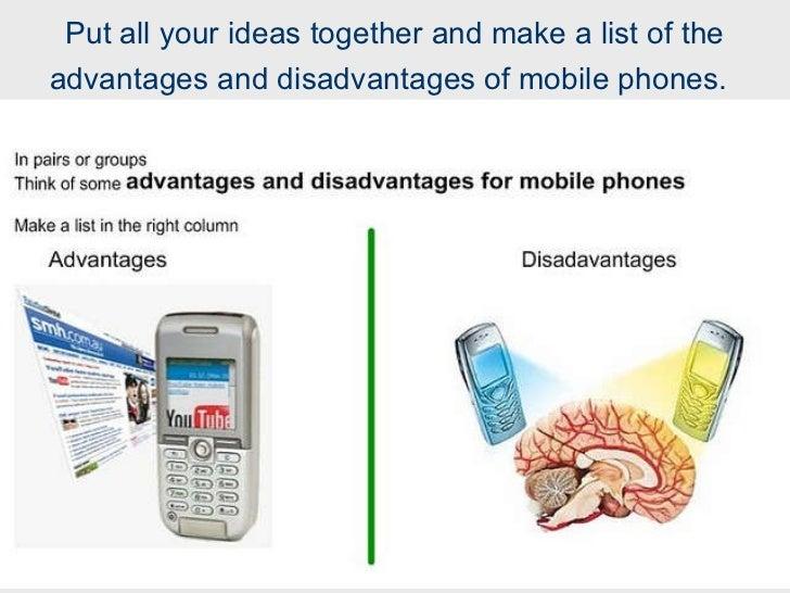 Mobile phones: Friend or foe?