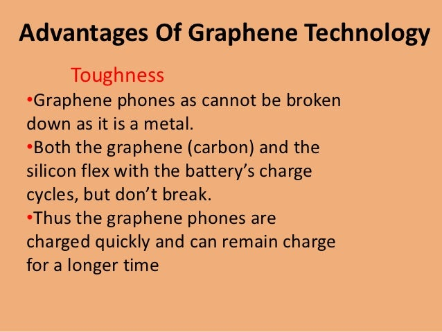 Mobile Phones Using Graphene