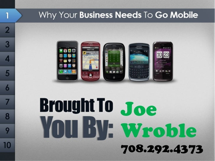 JoeWroble708.292.4373