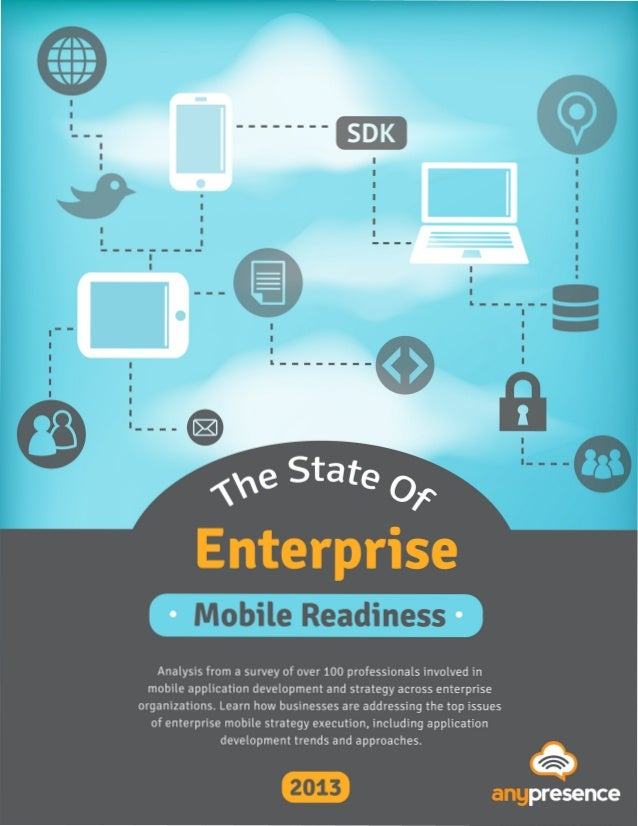 Introduction The rapid and broad proliferation of smartphones in the general marketplace and the mainstream adoption of mo...