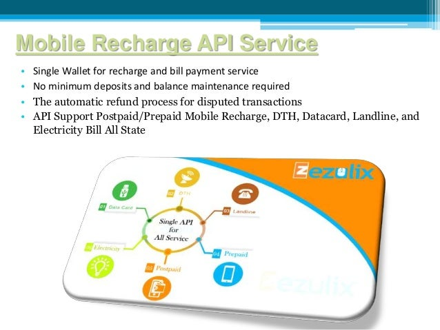 Multi Recharge Software Service with Best Commission API