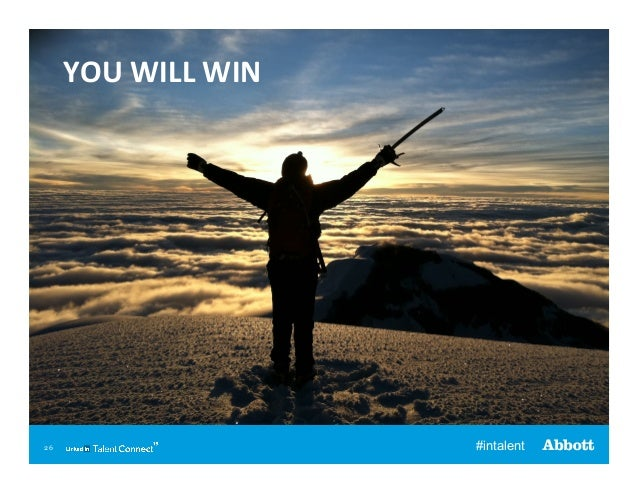 YOU  WILL  WIN    26  #intalent