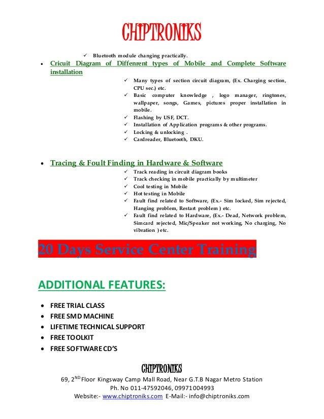 Mobile Repairing Course Details2
