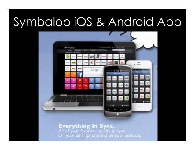 Symbaloo iOS & Android App