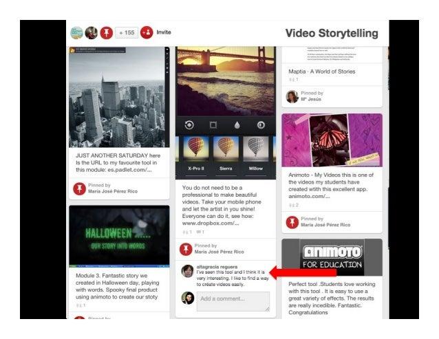 Padlet.com iPad App