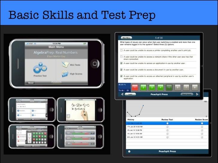 Basic Skills and Test Prep