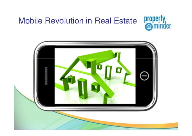 Mobile Revolution in Real Estate