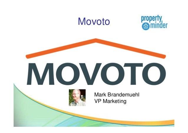 MovotoMark BrandemuehlVP Marketing