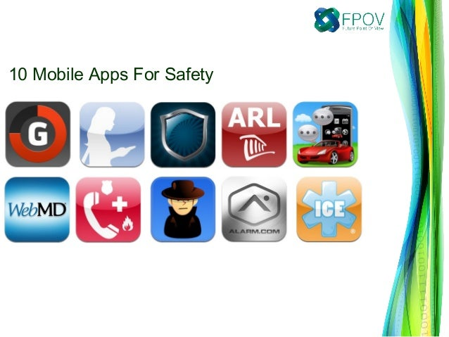 10 Mobile Apps For Safety