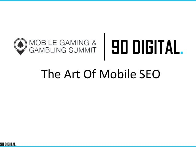 The Art Of Mobile SEO