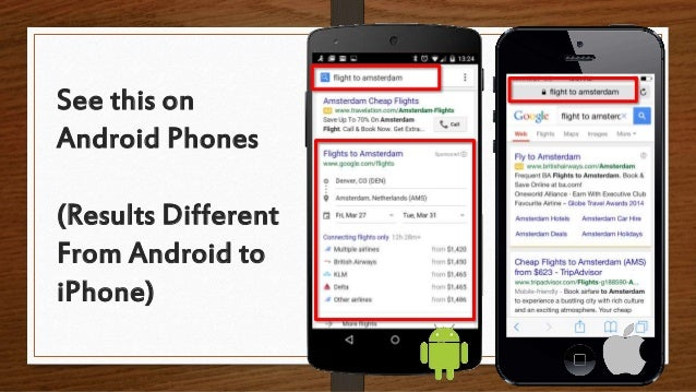 See this on Android Phones (Results Different From Android to iPhone)