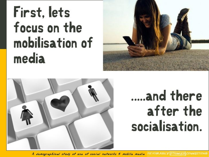 First, lets focus on the mobilisation of media                                                           .....and there   ...