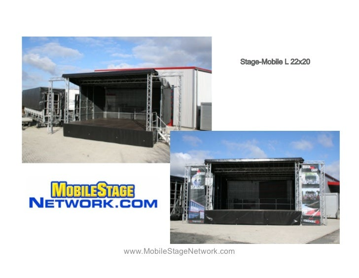Mobile Stage Network Info 2010