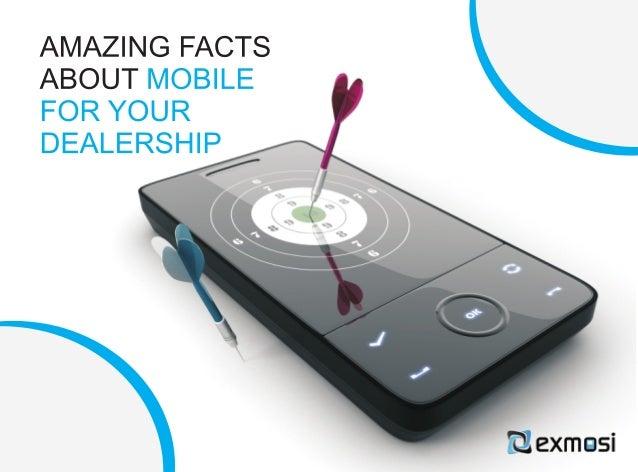 Mobile Marketing Stats Automotive Dealers Should Know