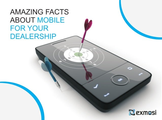 Amazing Mobile Marketing Stats For Your Dealership
