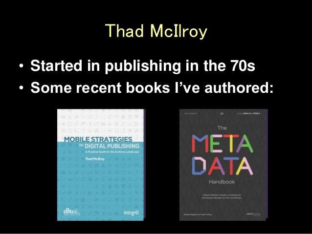 Mobile Strategies for Digital Publishing Slide 2