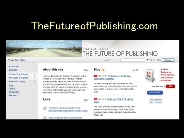 Mobile Strategies for Digital Publishing Slide 3