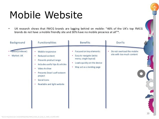 Mobile Payments  41  Background Functionalities Benefits  • Starbucks  • Market: US, CA, UK  • Loyalty Programme  – mobile...