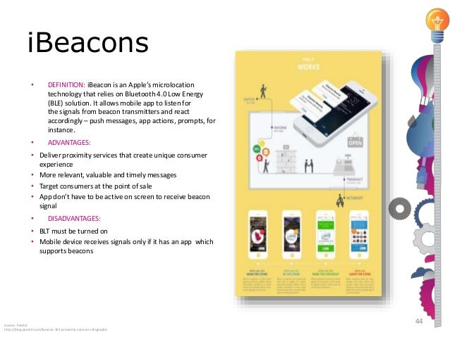 iBeacons #2  46  Background Solution Results  • 14 P&G brands (i.e.  Crest, Scope, Gillette,  Old Spice)  • Market: US  • ...