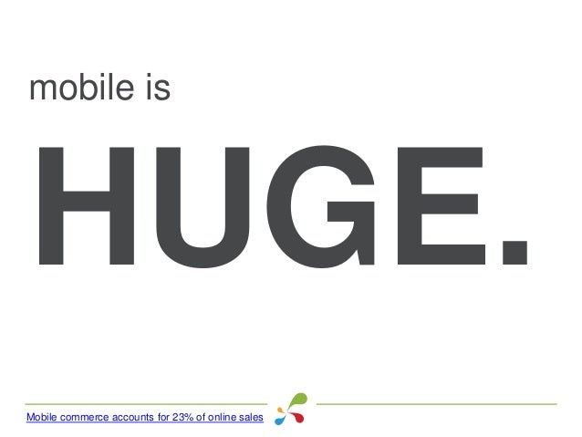 start with a mobile-friendly website.