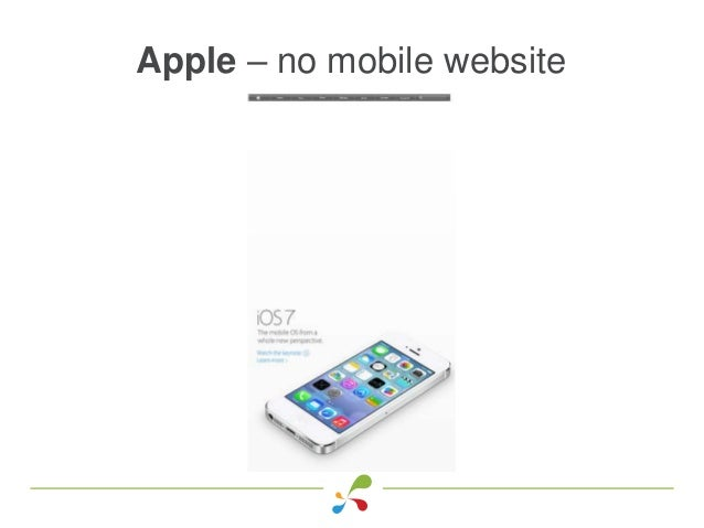 of the top 20 UK retailers have a mobile-friendly website. Source: Econsultancy only