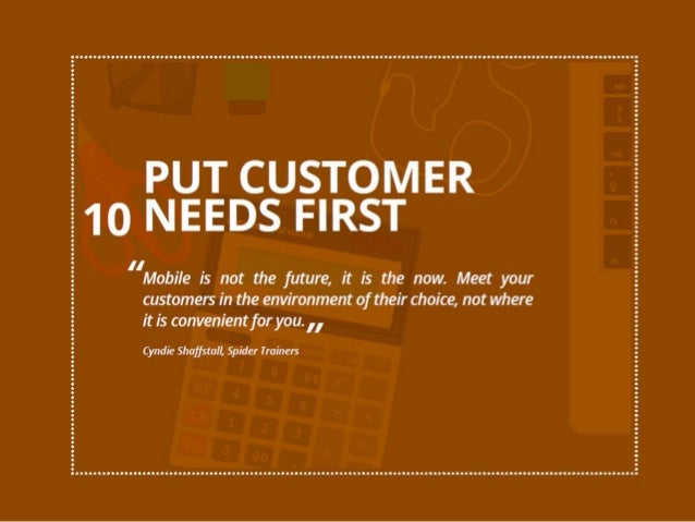 Top 10 Mobile Marketing Quotes from the pros!