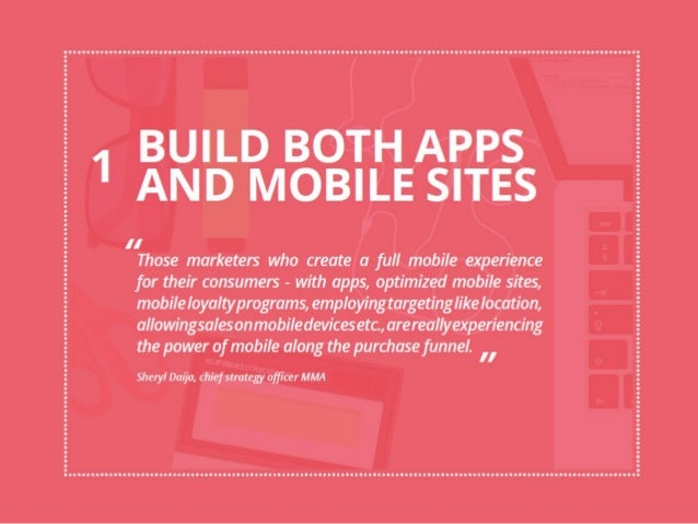 WANT MORE TIPS ON  MOBILE STRATEGY?  10 practical tips for getting your mobile strategy off the ground!  FREE EBOOK:  Get ...