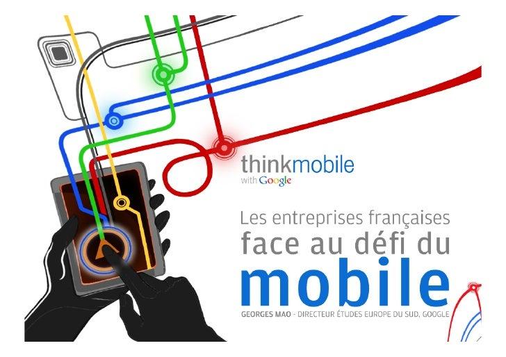 Objectifs de l'étudeComprendre la perception et les usages des mobinautes français, et plusspécifiquement…            DAY ...