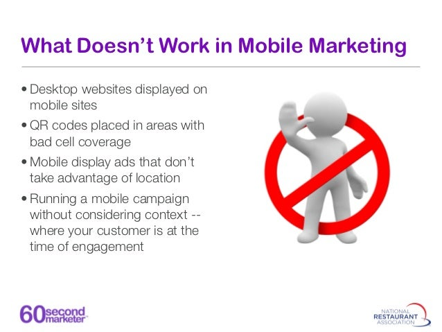 Mobile Media Action Plan                     • Step #7: Claim your business                       on location-based applic...