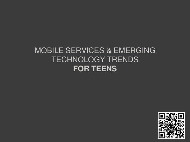 YA mobile services