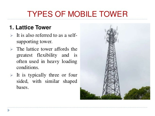 Mobile Tower Site Nimay Giri