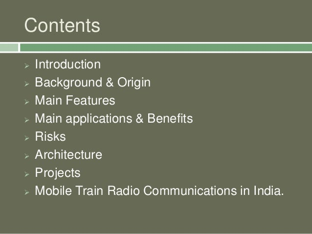 Mobile train radio communication explain in hindi. Youtube.