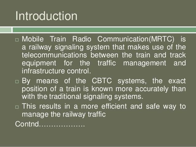 Evolution of mobile radio communication.
