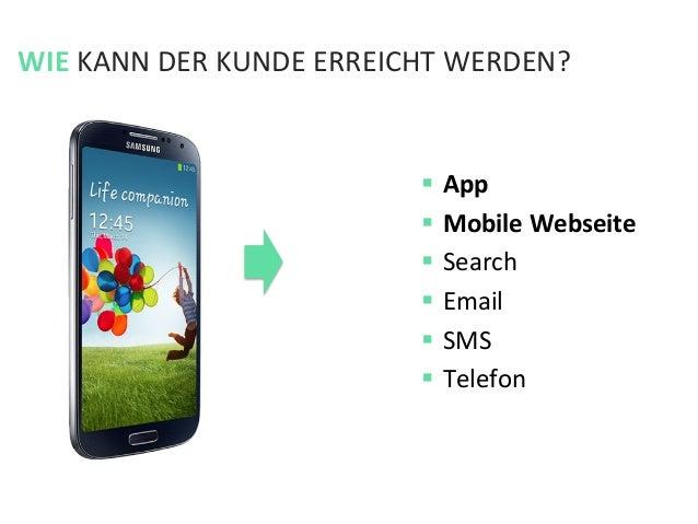 Mobile Facts 2013: Apps & Websites Slide 2