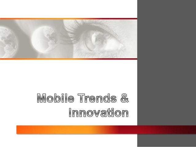 2 Topics Covered Today Consumer Mobile Usage & UX • Native Apps vs. Mobile Web • Rise of Responsive Design • Which Route t...