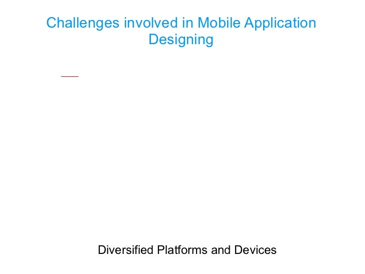 usability guidelines for mobile applications