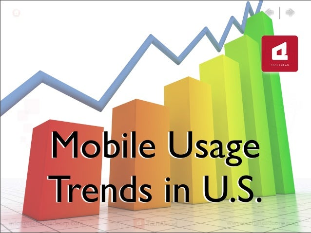 Mobile UsageTrends in U.S.