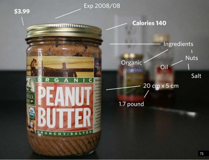 73<br />Peanut butter<br />
