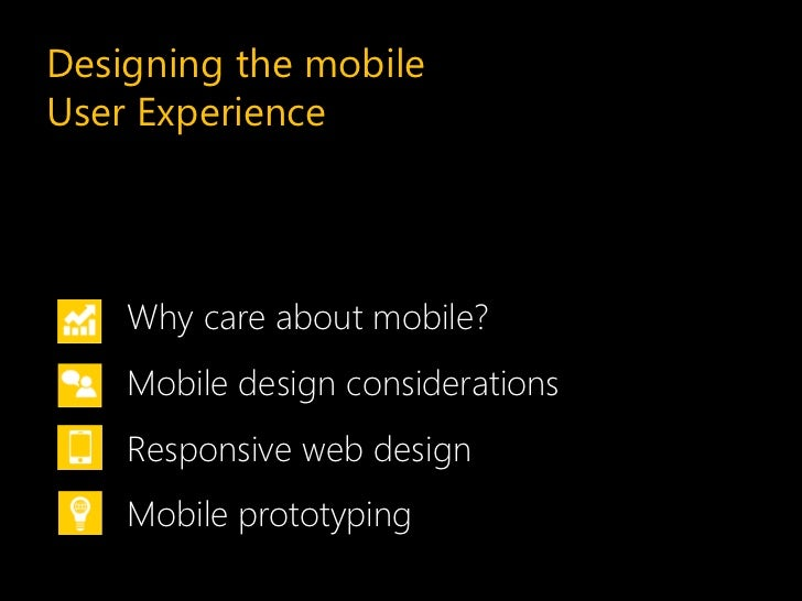 _MOBILE UXWHYCAREABOUTMOBILE?