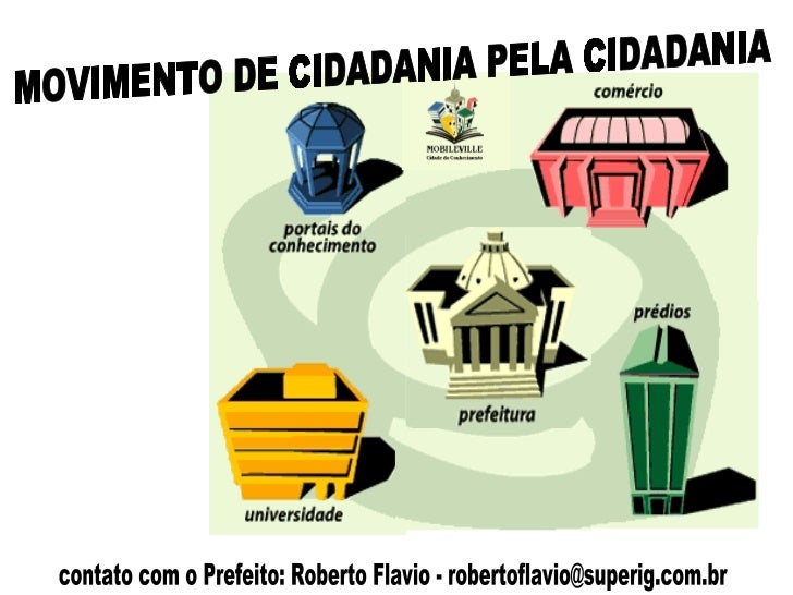 MOVIMENTO DE CIDADANIA PELA CIDADANIA