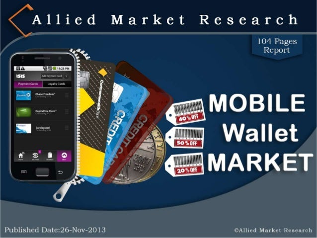 """global mobile wallet market """"market research future""""market research future published a research report on """"mobile wallet market research report – global forecast to 2022"""" – market analysis, scope."""