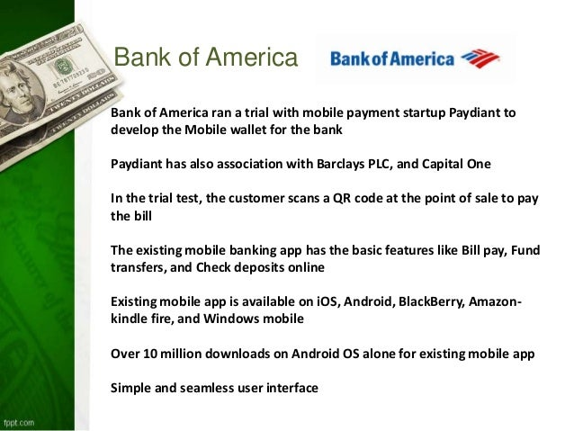 swot analysis for bank of america Bank of america corporation - swot analysis - aarkstore enterprise aarkstore announce a new report bank of america corporation - swot analysi through its vast collection of market reserach report - pr10738061.