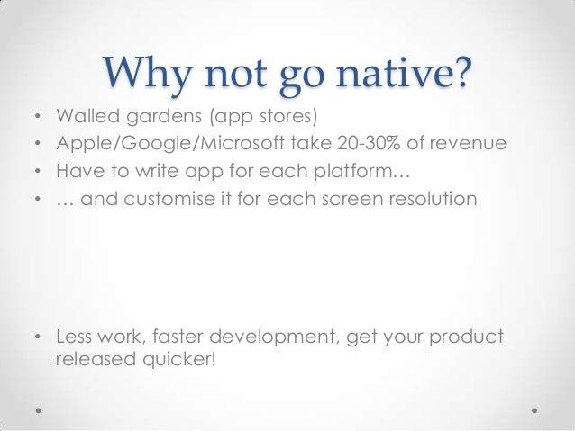 Mobile web apps with websharper Slide 3