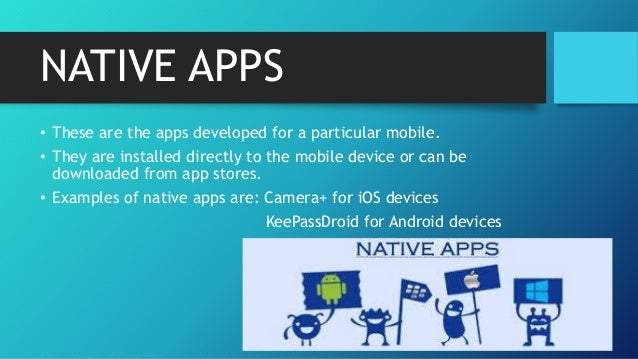 Native Apps vs  Web Apps – What Is the Better Choice?