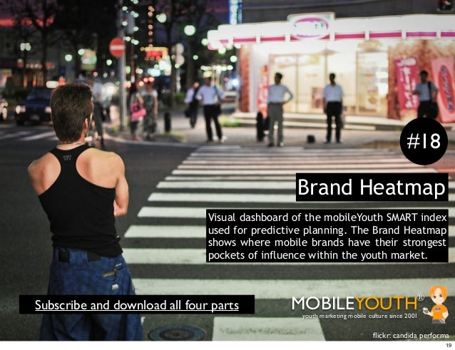 #18                                                Brand Heatmap                               Visual dashboard of the mob...