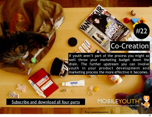 #22                                                                Co-Creation                               If youth aren...