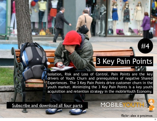 #4                                               3 Key Pain Points                  Isolation, Risk and Loss of Control. P...